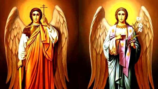 Mesaje, SMS-uri și felicitări de sfinții Mihail și Gavril. Cui trebuie să-i spui, de fapt, la mulți ani