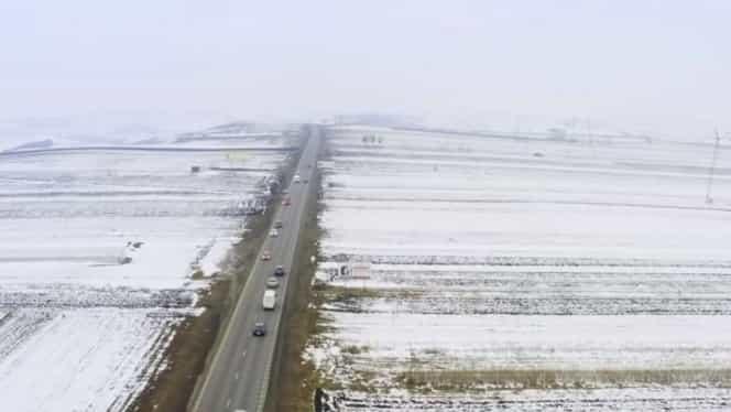 Autostrada de 1 metru din Moldova nu are autorizație de construcție! Ce spun autoritățile