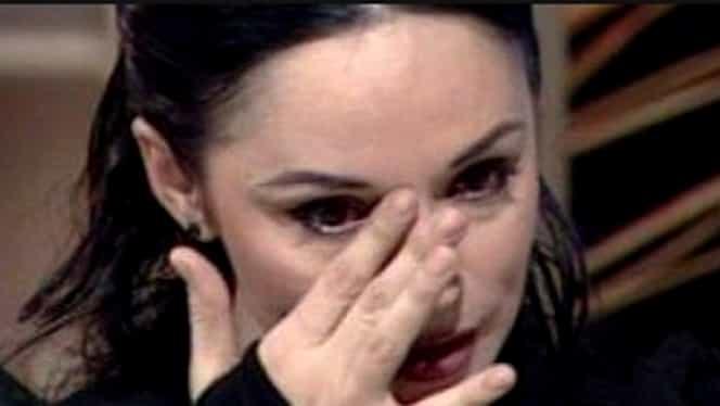 Andreea Marin a izbucnit în lacrimi! Simte că nu mai poate