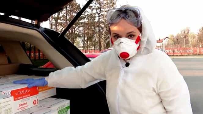 """Andreea Marin, implicată în lupta cu noul tip de coronavirus: """"Fiecare zi e o cursă contra cronometru""""! Reacție dură la adresa miniștrilor care nu au sprijinit-o"""