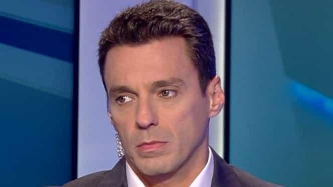 Mircea Badea, în lacrimi. Ciprian Chirvasiu a murit