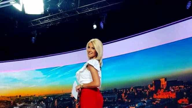 Raluca Câmpean a plecat în Maroc după iubitul ei fotbalist