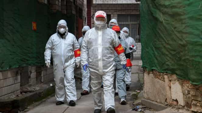 """""""Apocalipsa"""" după coronavirus! Cum arată acum străzile din Wuhan, epicentrul epidemiei care a răpus peste 2.900 de oameni. Video"""