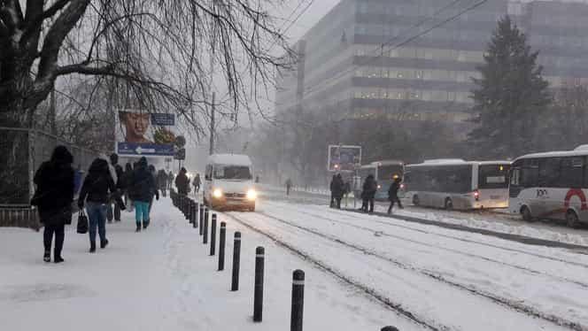Cum va fi vremea în următoarele zile în Bucureşti