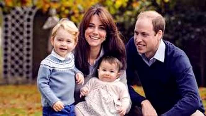 Kate Middleton este din nou însărcinată! Vezi ce a dat-o de gol pe ducesă!