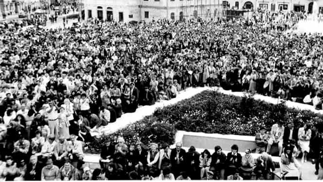 14 noiembrie, semnificaţii istorice! Începe Revolta de la Autocamioane Braşov!