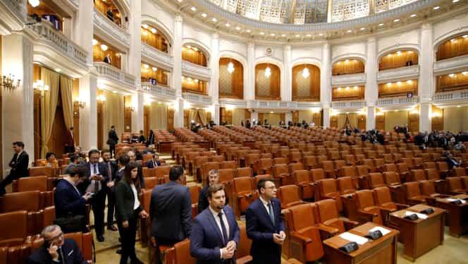 Prima ședință online a Camerei Deputaților va avea loc la sfârșitul săptămânii viitoare. Amânarea plății ratelor la bănci va fi pe ordinea de zi