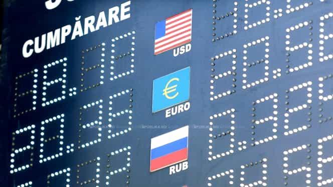 Euro este din nou în creștere! Ce curs a afișat BNR, astăzi