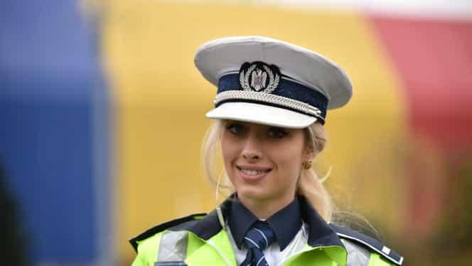 Crina Eșanu, cea mai sexy polițistă de la Rutieră! Gestul nobil care a făcut-o cunoscută în toată țara