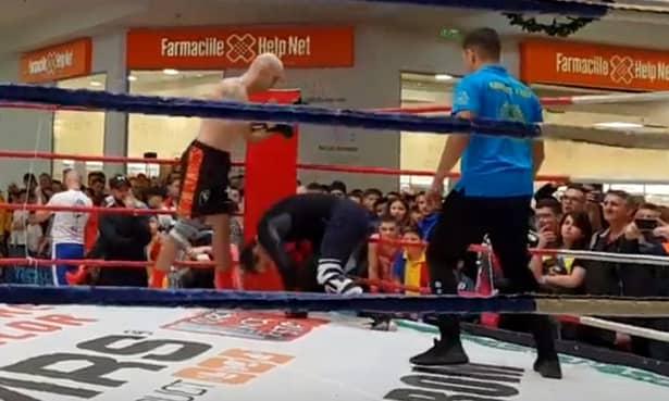 Oreste îl face praf pe Mircea Badea. Prezentatorul TV a fost făcut KO în ring