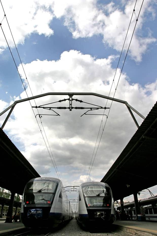 Cadavru descoperit pe calea ferată! Circulația feroviară întreruptă între Timișoara și Arad