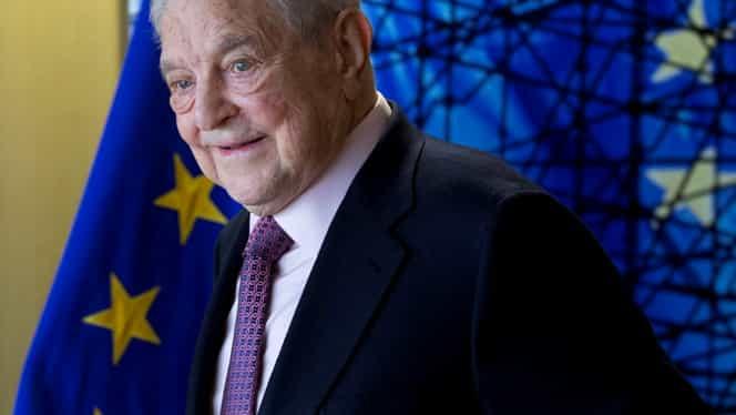 George Soros îi declară război lui Mark Zuckerberg! Miliardarul îl acuză pe fondatorul Facebook de colaborare cu Donald Trump
