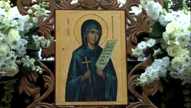 Ce e bine să faci astăzi de Sfânta Parascheva ca să ai noroc tot anul