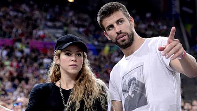 """Pique nu mai """"face echipă"""" cu Shakira. """"Decizia a fost a ei"""""""
