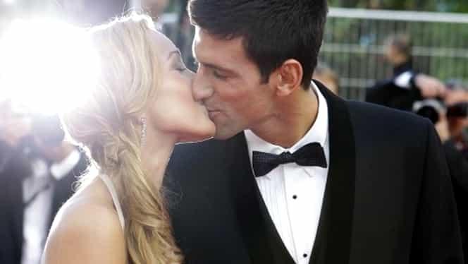 Novak Djokovic se însoară în octombrie!