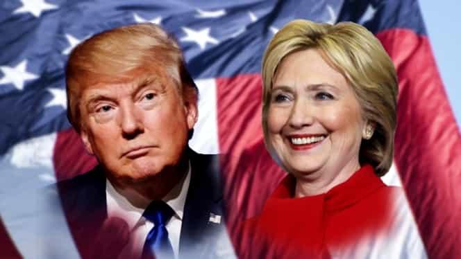 """Ultima dezbatere electorală din SUA. Hillary Clinton: """"Femeile nu trebuie obligate să aibă copii, aşa cum se întîmpla în România"""""""