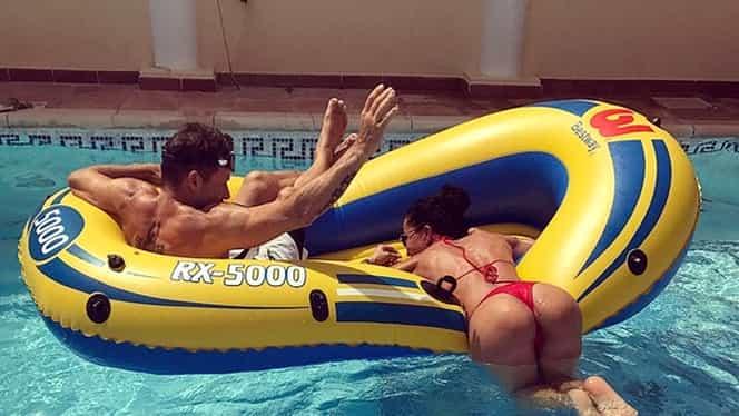 """Mihaela Radulescu l-a facut pe Felix cel mai fericit barbat! Dupa 3 ani de relatie, bruneta a dat VESTEA: """"Momentul vietii mele!"""""""