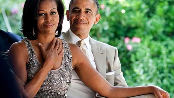 Barack și Michelle Obama, mesaje de dragoste la aniversarea a 27 de ani de la căsătorie