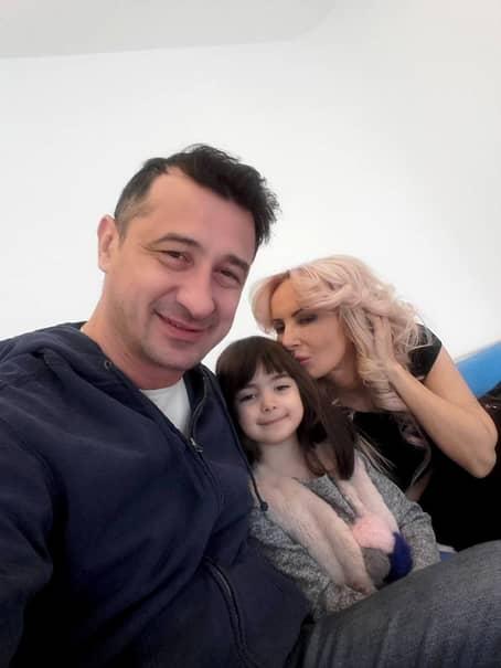 Daniela Gyorfi şi George Tal se ceartă și se împacă de 12 ani!