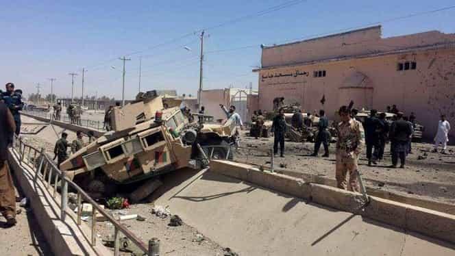 Atentat cu bombă în Afganistan! Patru morţi şi zeci de răniţi lângă un teren de cricket