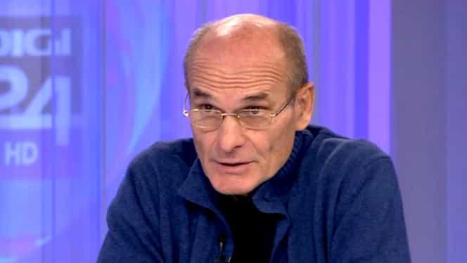 """Cristian Tudor Popescu, propunere radicală: """"Cei care nu au respectat restricțiile să fie lăsați să reziste bolii prin gena lor de șmecher natural"""""""