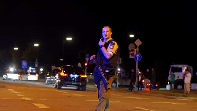 ALERTĂ! Atac armat în Germania! Cel puțin 10 oameni împușcați mortal. Suspectul a fost găsit și el mort