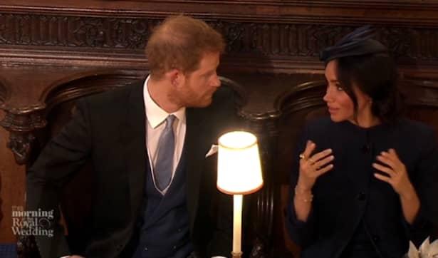 Cum își ascunde Meghan Markle sarcina. Nu s-a văzut burtica la nunta Prințesei Eugenie