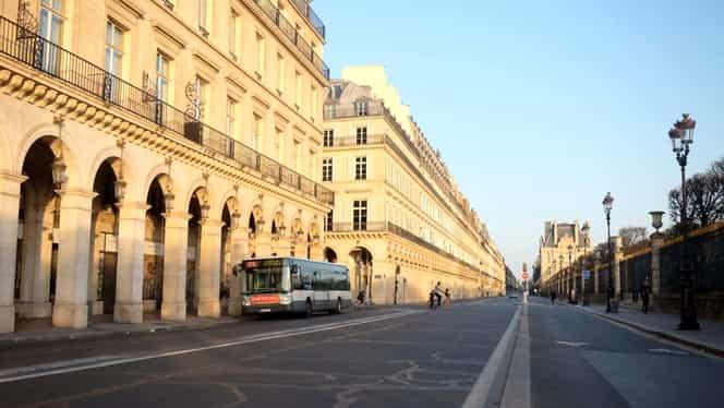 Franța a decretat stare de urgență sanitară pentru următoarele două luni. Limitări de libertăți pentru cetățeni