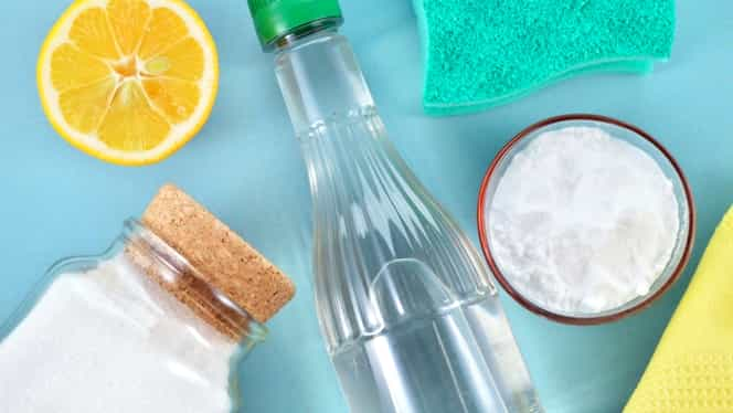 6 pași simpli prin care poți să-ți cureți toată casa folosind bicarbonatul de sodiu!