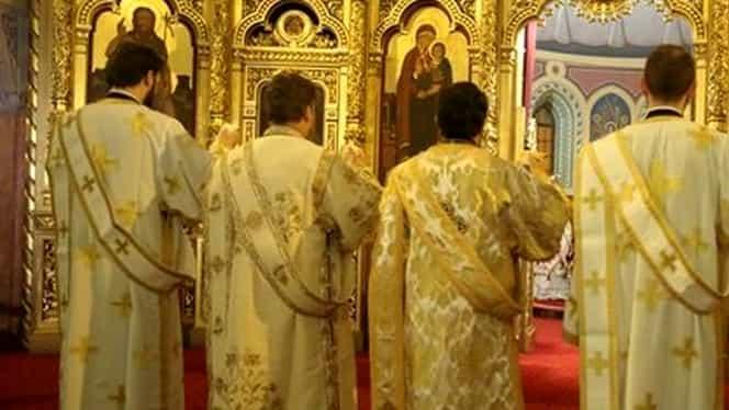 Atac cu armă albă într-o biserică din Botoşani! Preotul îşi suspectează superiorii!