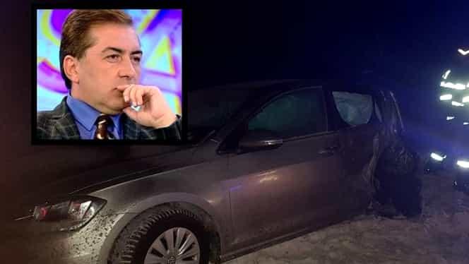 """Daniel Ionaşcu, primele cuvinte după accidentul cumplit: """"Nu credeam că există o intervenţie atât de rapidă"""""""