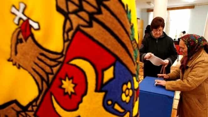 Alegeri prezidenţiale în Republica Moldova
