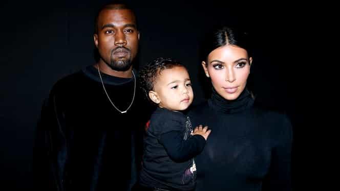 Kim Kardashian A NĂSCUT. Vedeta a devenit mămică pentru a doua oară