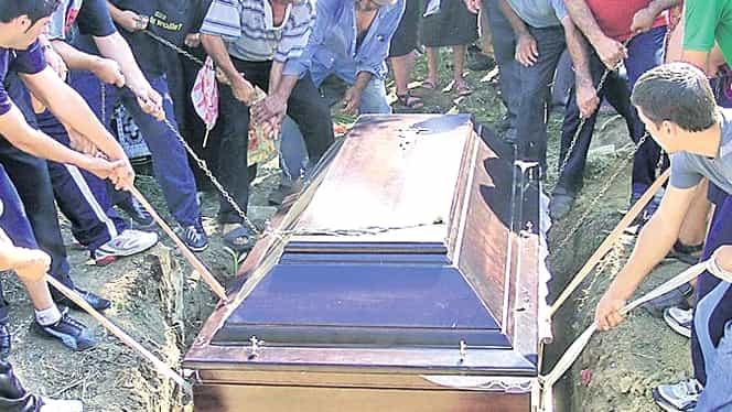A înviat înainte să fie înmormântat! Mărturia bărbatului
