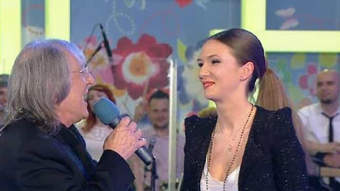 Adela Popescu, mesaj emoţionant pentru Mihai Constantinescu! El a descoperit-o, în copilărie