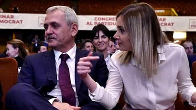 Liviu Dragnea s-ar fi despărțit de Irina Tănase! Liderul PSD ar avea o altă iubită