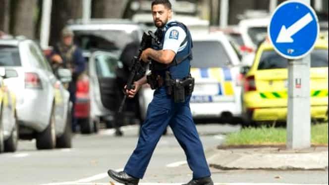 Atac teorist în Noua Zeelandă! Peste 40 de morţi, 4 persoane au fost reţinute! Unul dintre atacatori a transmis LIVE. VIDEO