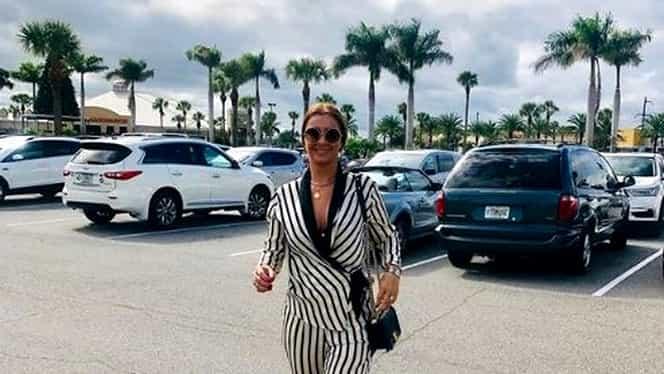Anamaria Prodan, în Dubai, în vizită la Reghecampf! Cum s-a fotografiat