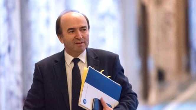 Reacția lui Tudorel Toader în scandalul referitor la legea privind recursul compensatoriu