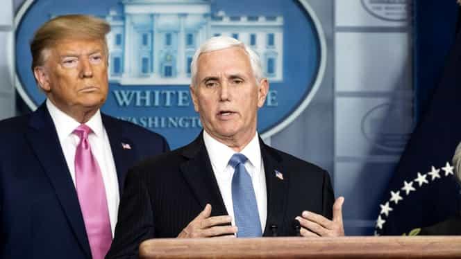 """Americanii sunt pe punctul de a crea un medicament pentru coronavirus. Mike Pence: """"Tratamentele ar putea fi create până în vară sau la începutul toamnei"""""""