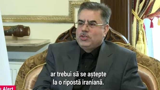 Ambasadorul Iranului la București îi liniștește pe români. Țara pe care o reprezintă nu urmărește dezvoltarea de arme nucleare