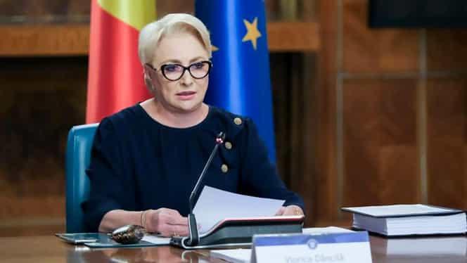 Viorica Dăncilă, noi propuneri de interimari! Lista a ajuns deja pe biroul lui Klaus Iohannis