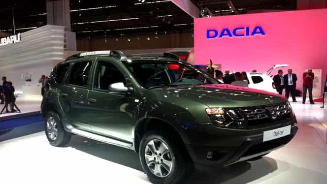 Dacia se pregăteşte să fabrice o maşină electrică! Când va fi lansată