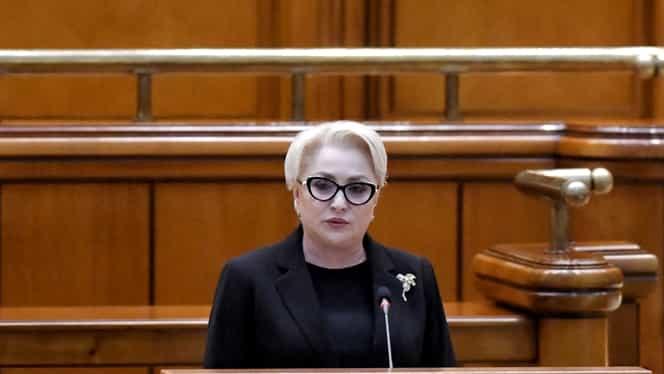 """Viorica Dăncilă se teme că va fi exclusă din partid: """"Acest lucru a devenit o obișnuință"""""""