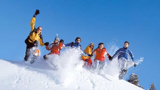 Românii au cheltuit 15 milioane de euro în vacanţa de Crăciun! Locaţia preferată!