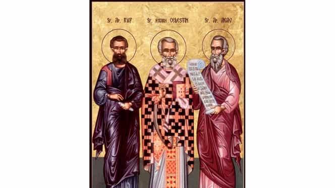 Rugăciunea zilei de 8 aprilie. Rugăciune sfinților Apostoli Irodion, Agav, Ruf, Flegon, Asincrit şi Ermis