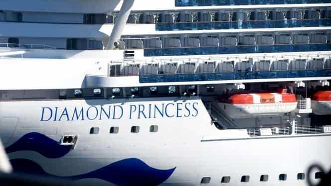 """COVID-19 prezent și după 17 zile pe nava Diamond Princess! Virgil Musta: """"Trebuie să considerăm fiecare persoană posibil infectată"""""""