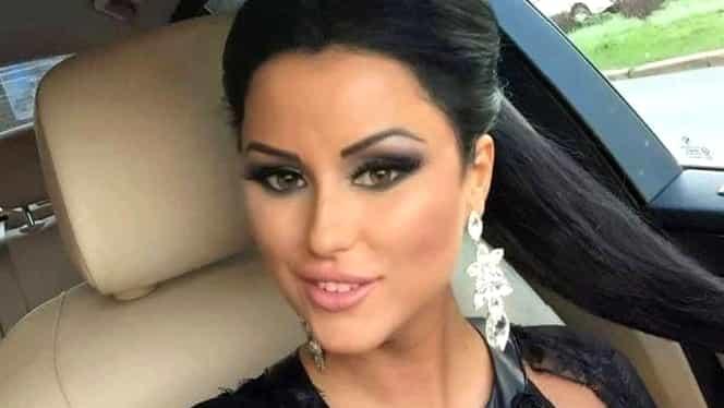 Daniela Crudu a primit ordin de protecție provizoriu. Bruneta a ales să nu îl reclame la Poliție pe iubitul violent