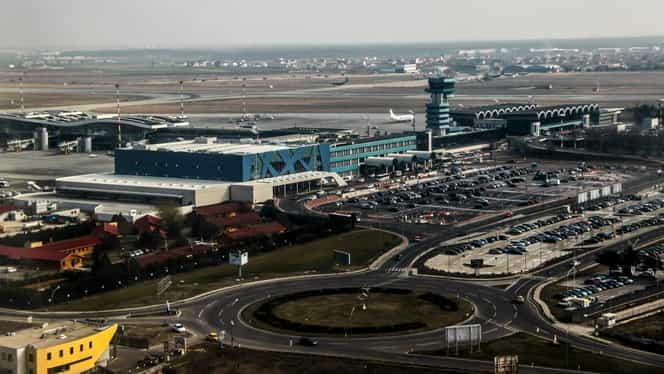 O nouă alertă de coronavirus pe Aeroportul Otopeni. Opt tineri sosiți din China au ajuns direct pe mâna medicilor