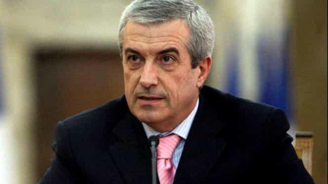 Călin Popescu Tăriceanu, audiat în Comisia SPP!